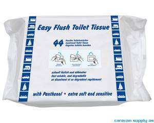 Bilde av Toalettpapir Yachticon Easy Flush 44 ark