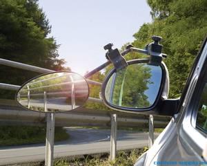Bilde av Speil Reich Speed Fix buet 22x12cm 2stk