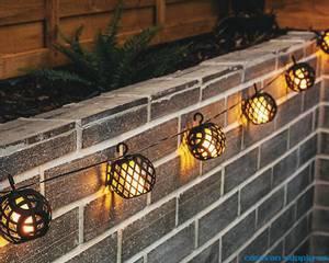 Bilde av Lysslynge m/flammekuler LED 230V.