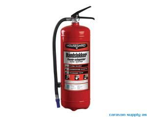 Bilde av Brannslukningsapparat Housegard 6kg ABC-pulver