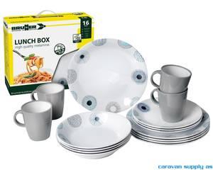 Bilde av Servise Brunner Deep Sea Lunch Box