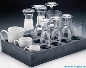 Bilde av Glass/koppholder universal 13-deler plast