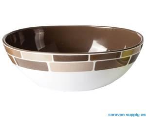 Bilde av Salatbolle Brunner Chocolate Ø23,5cm