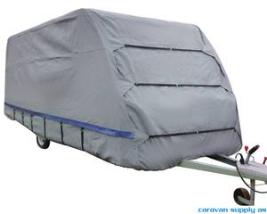 Bilde av Trekk til campingvogn Wintertime L550xB250xH220